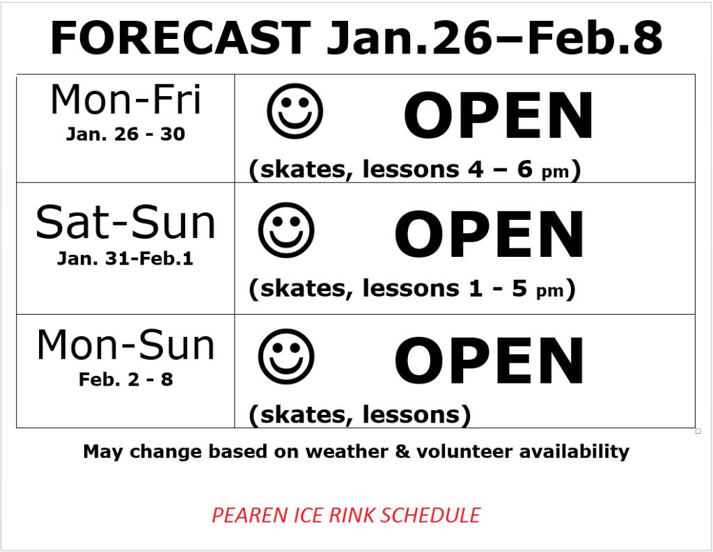 IceRinkSchedule