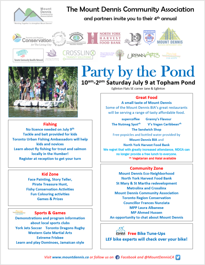 PartybythePond